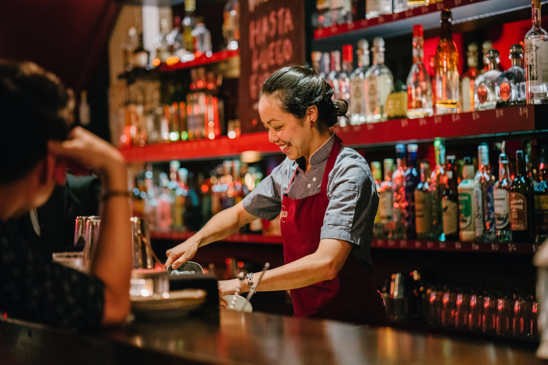 Business Bank Overdraft Local Bar Business Owner