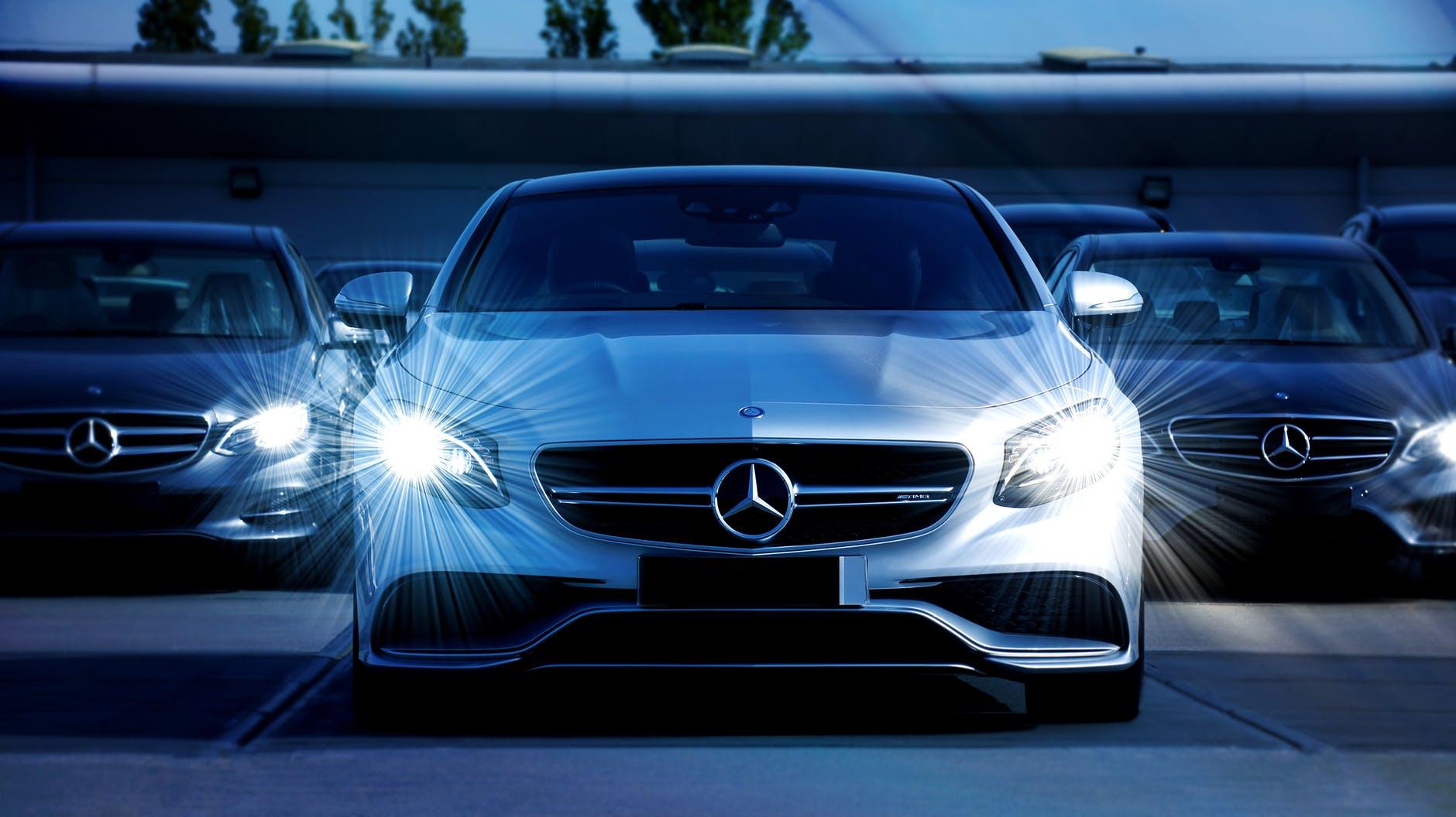 Mercedes Benz Hire Purchase Car